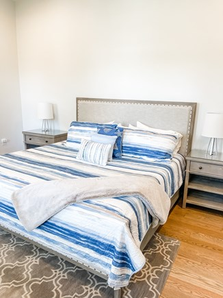 Edgartown Martha's Vineyard vacation rental - 1st Floor King Primary Bedroom