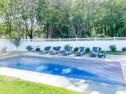 Edgartown Martha's Vineyard vacation rental - Pool