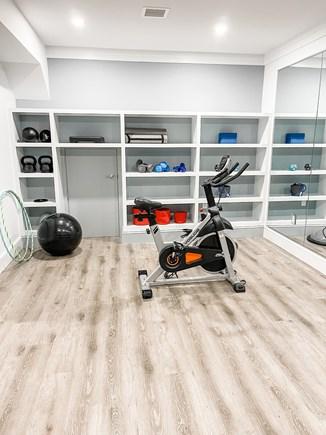 Edgartown Martha's Vineyard vacation rental - Home Gym