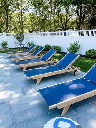 Edgartown Martha's Vineyard vacation rental - Pool Area