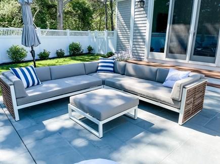 Edgartown Martha's Vineyard vacation rental - Outdoor Seating