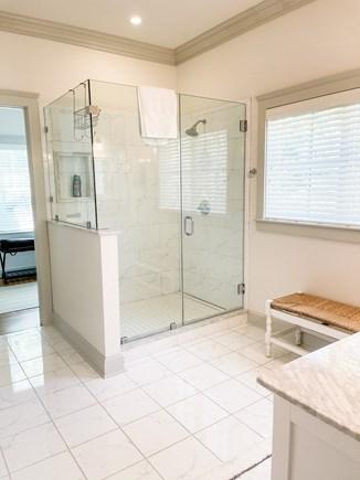 Edgartown Martha's Vineyard vacation rental - Ensuite Luxury Bathroom