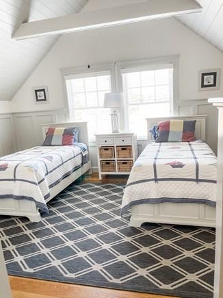 Edgartown Martha's Vineyard vacation rental - 2nd Floor 2 Twins Bedroom