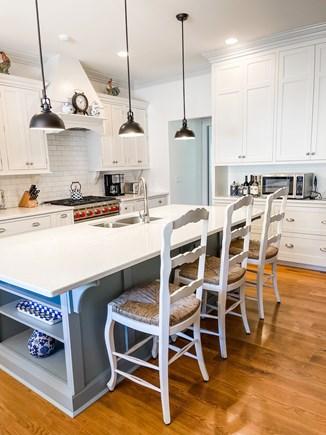 Edgartown Martha's Vineyard vacation rental - Counter Seating