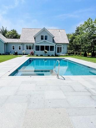 Edgartown Martha's Vineyard vacation rental - Blue Stone Patio