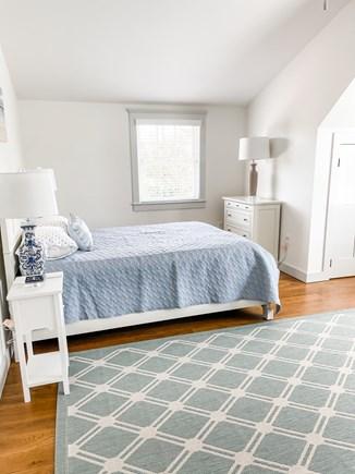 Edgartown Martha's Vineyard vacation rental - 2nd Floor above garage Queen Bedroom