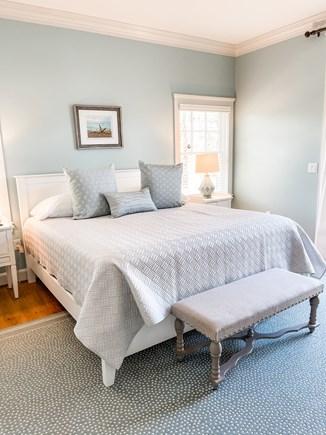 Edgartown Martha's Vineyard vacation rental - Primary King Ensuite Bedroom