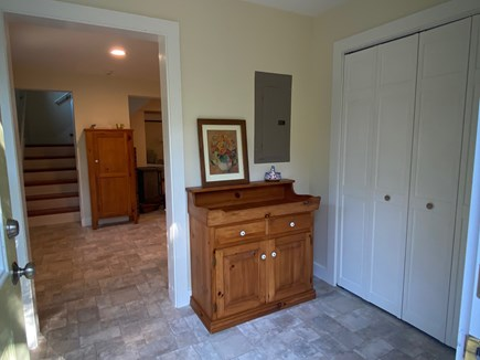 Edgartown Martha's Vineyard vacation rental - Entry