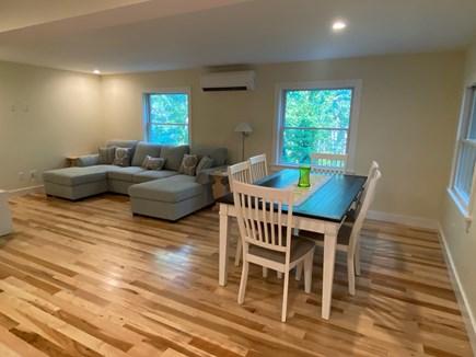 Edgartown Martha's Vineyard vacation rental - Living / Dining