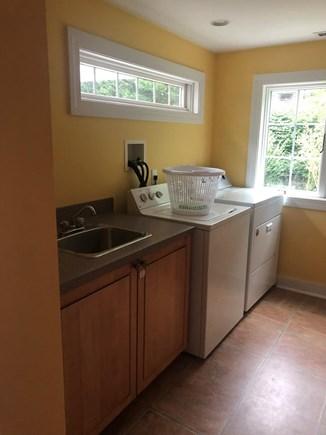 Oak Bluffs Martha's Vineyard vacation rental - Laundry room/mud room, very spacious