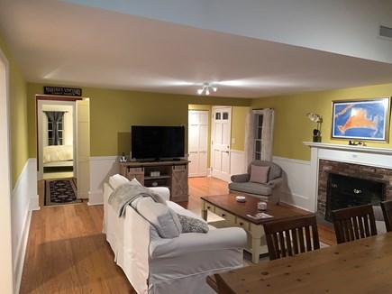 Oak Bluffs Martha's Vineyard vacation rental - Bedrooms down each hall, front door facing street on right