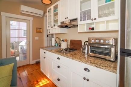 Oak Bluffs Martha's Vineyard vacation rental - Kitchenette in back section of home