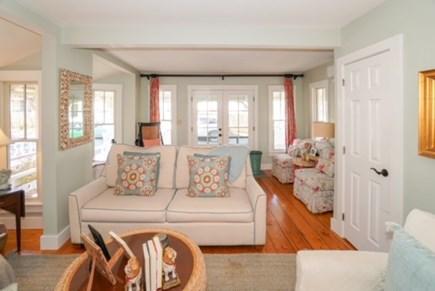 Oak Bluffs Martha's Vineyard vacation rental - Plenty of seating with flat screen TV