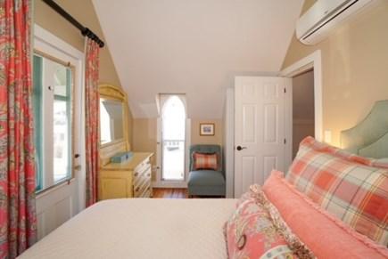 Oak Bluffs Martha's Vineyard vacation rental - Master Bedroom on second floor with queen bed