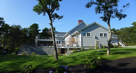 Oak Bluffs Martha's Vineyard vacation rental - View of the landscaping