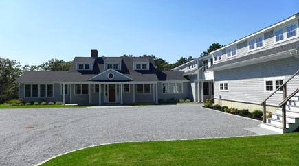Oak Bluffs Martha's Vineyard vacation rental - Entrance to your luxury home