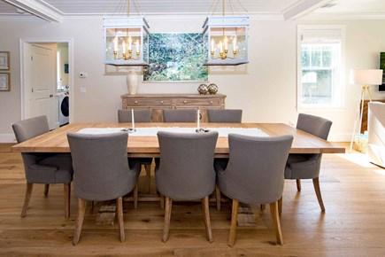 Edgartown Martha's Vineyard vacation rental - Dining