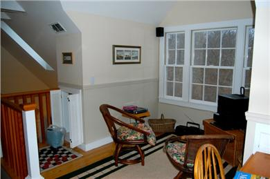 Aquinnah Martha's Vineyard vacation rental - Relax in the loft. Checkers anyone? How about chess?
