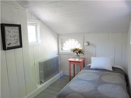 Vineyard Haven Martha's Vineyard vacation rental - Third bedroom, upstairs. There is a second twin bed not shown.