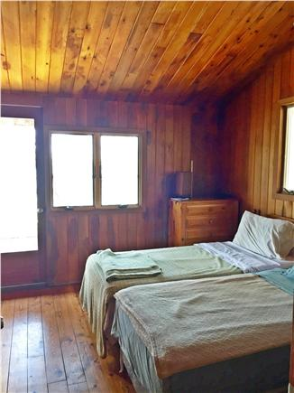 Vineyard Haven Martha's Vineyard vacation rental - One of the three bedrooms, this bedroom has two twin beds