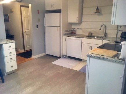 Edgartown Martha's Vineyard vacation rental - Brand new kitchen with granite countertops, serving/eating bar