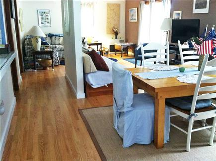 Edgartown Martha's Vineyard vacation rental - Dining room with great room for large gatherings