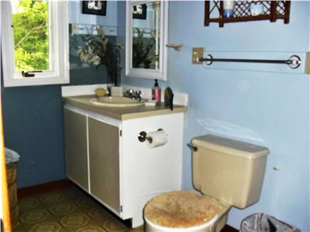 Edgartown Martha's Vineyard vacation rental - One of two full baths , one on each level