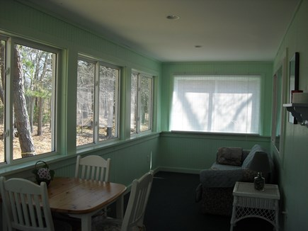 East Chop (Oak Bluffs) Martha's Vineyard vacation rental - Three season porch
