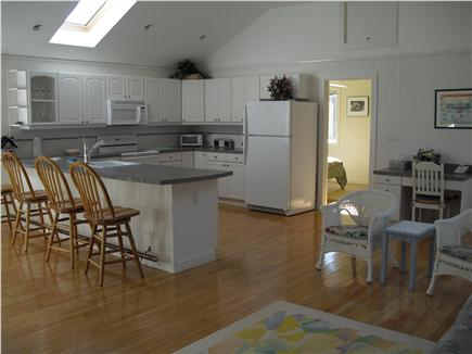 East Chop (Oak Bluffs) Martha's Vineyard vacation rental - Kitchen within great room