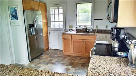 Oak Bluffs Martha's Vineyard vacation rental - Looking toward kitchen entry door