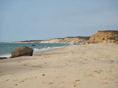 Chilmark - Lucy Vincent Beach Martha's Vineyard vacation rental - Beautiful Lucy Vincent Beach short walk or boat ride away