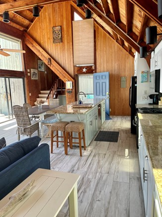 Chilmark - Lucy Vincent Beach Martha's Vineyard vacation rental - Main level