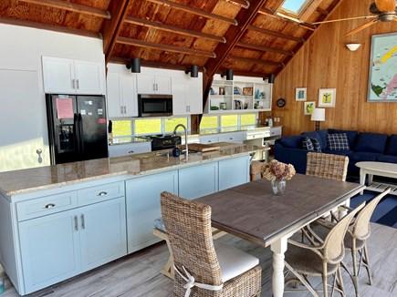 Chilmark - Lucy Vincent Beach Martha's Vineyard vacation rental - Kitchen area