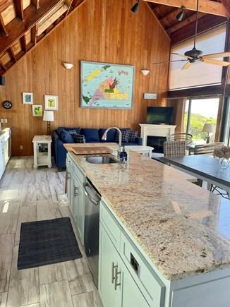 Chilmark - Lucy Vincent Beach Martha's Vineyard vacation rental - Kitchen