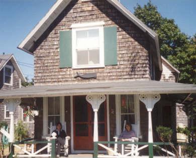 Oak Bluffs Martha's Vineyard vacation rental - Oak Bluffs Vacation Rental ID 4326