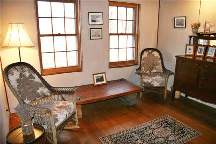 Chilmark Martha's Vineyard vacation rental - Living Room (View from Couch)