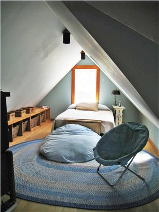 Chilmark Martha's Vineyard vacation rental - 3rd floor : two double, one twin beds