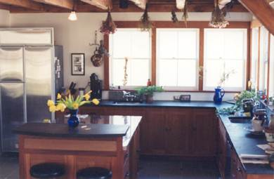 Chilmark Martha's Vineyard vacation rental - Kitchen Entertain 16