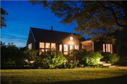 West Tisbury Martha's Vineyard vacation rental - Welcome home