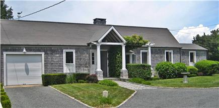 Vineyard Haven Martha's Vineyard vacation rental - Front view of the house
