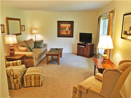 Katama - Edgartown, Edgartown/Katama Martha's Vineyard vacation rental - Bright Living room with TV