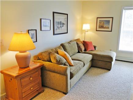 Katama - Edgartown, Edgartown/Katama Martha's Vineyard vacation rental - Upstairs den with library