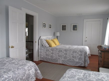 Edgartown - In town Martha's Vineyard vacation rental - Bedroom