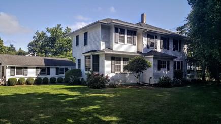 Edgartown - In town Martha's Vineyard vacation rental - Yard