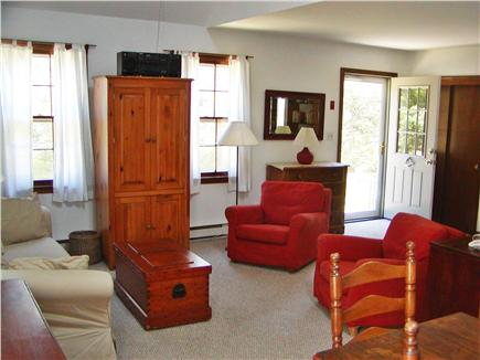 Katama - Edgartown Martha's Vineyard vacation rental - Comfortable Furnishings