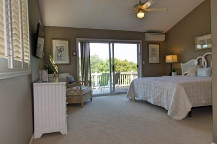 Katama - Edgartown, Edgartown Martha's Vineyard vacation rental - 3rd floor bedroom with King size bed