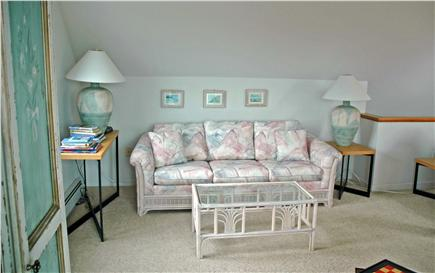 Katama - Edgartown, South Beach Martha's Vineyard vacation rental - The third floor sitting area