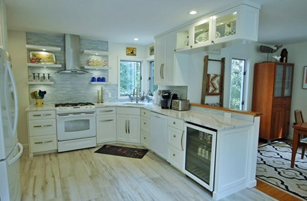 Katama - Edgartown, South Beach Martha's Vineyard vacation rental - Large, fully equipped cook's kitchen, newly renovated in 2018.