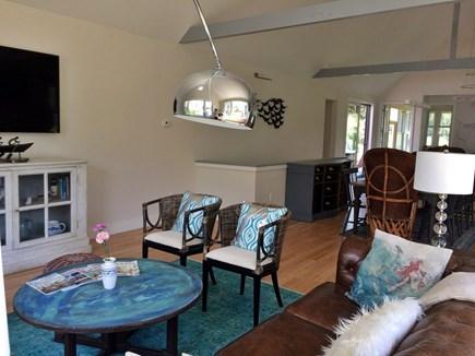 Katama - Edgartown, Edgartown/Katama area located  Martha's Vineyard vacation rental - Left side of Great Room