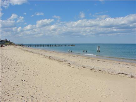 Oak Bluffs Martha's Vineyard vacation rental - Walk or bike to Jetty Beach for a day of fun and beauty